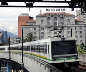 El Metro de Medellín festeja sus 20 años de trabajo