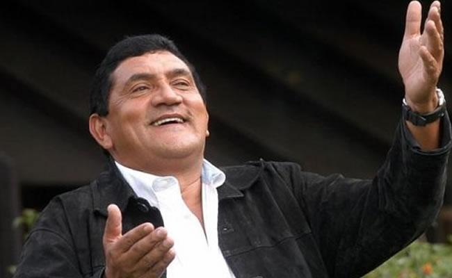 Poncho Zuleta. Foto: Twitter