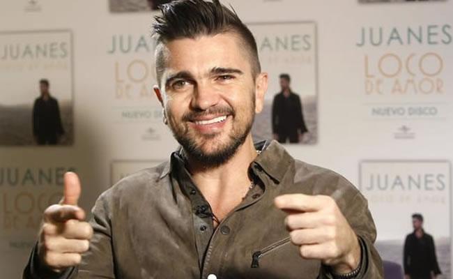 Juanes se presentará en homenajes a Frank Sinatra y John Lennon
