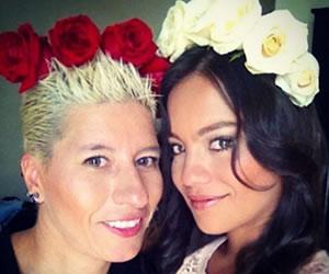 Natalia Reyes envía mensaje de apoyo a Lady Tabares