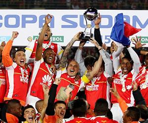 Santa Fe campeón de la Copa Sudamericana en imágenes