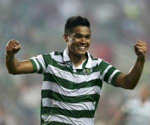 Teófilo Gutiérrez marcó gol y lo celebró de una manera curiosa
