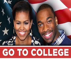 Michelle Obama canta rap para los jóvenes de EE.UU.