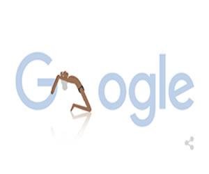 Google: Doodle recuerda al pionero del yoga