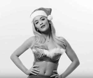 Youtube: Rita Ora y su sexy baile navideño
