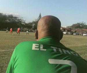 'El Tino' Asprilla causa envidia en redes sociales