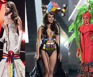 Miss Universo: Los peores y más curiosos trajes típicos