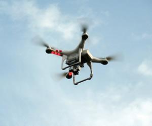 Twitter patentó dron que se controla con tuits