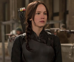 """Jennifer Lawrence: """"Me criaron las ratas y eso te hace más fuerte"""""""