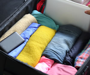 Razones para no cargar maletas en vacaciones