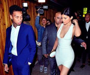 ¿Kylie Jenner y Tyga comprometidos?