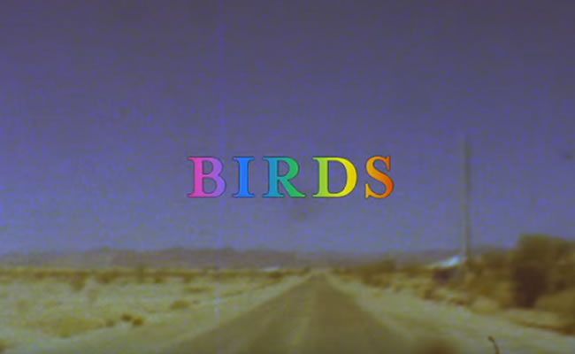 Coldplay estrena  el video oficial de 'Birds'