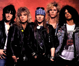 Guns N' Roses y LCD Soundsystem, cabezas de cartel del festival Coachella