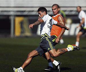 James Rodríguez pieza clave para Zidane