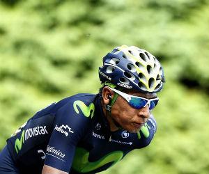 Nairo Quintana comienza su asalto en el Tour de San Luis