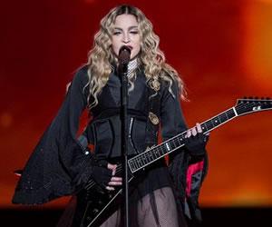 Madonna declara públicamente su amor a Sean Penn