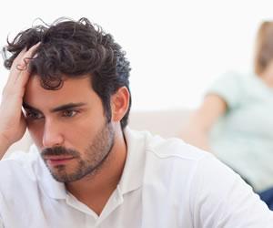 ¿A punto de tener un matrimonio sin sexo?