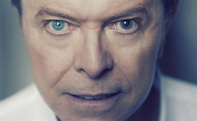 David Bowie y el por qué de sus ojos de colores
