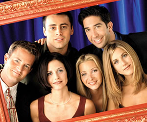 'Friends' confirma reencuentro para este año