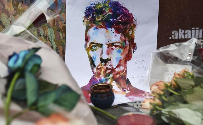 Música de David Bowie se dispara en ventas