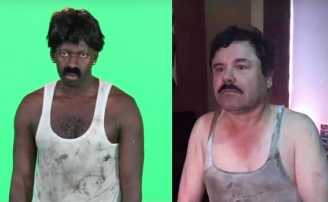 Youtube: 'Me atraparon como El Chapo', el nuevo éxito en redes