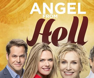 Angel from Hell: ningún ángel como Jane Lynch