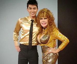 La 'Tigresa del Oriente' no convenció en Bailando con las Estrellas