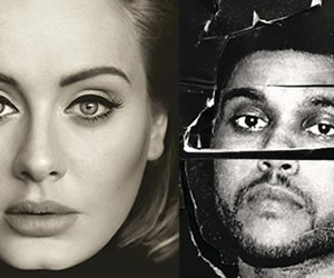 Grammy 2016: Adele, Kendrick Lamar y The Weeknd serán protagonistas