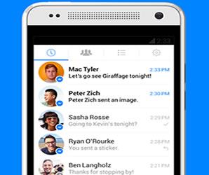 Facebook Messenger ahora te permite personalizar tus chats