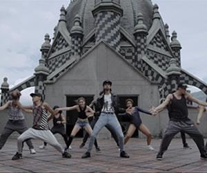 Esteman estrena video de 'Baila'