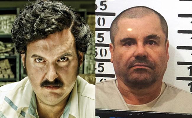 Fotos: Caracol Tlevisión 'Escobar, el patrón del mal'. Foto: EFE