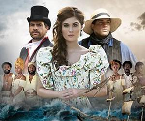 'La Esclava Blanca' busca ser un éxito para el Canal Caracol