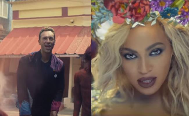 Coldplay: Beyoncé es una Diosa Hindú en nuevo video musical