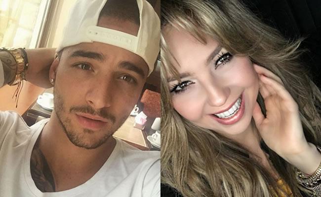 Maluma estrena canción con Thalia
