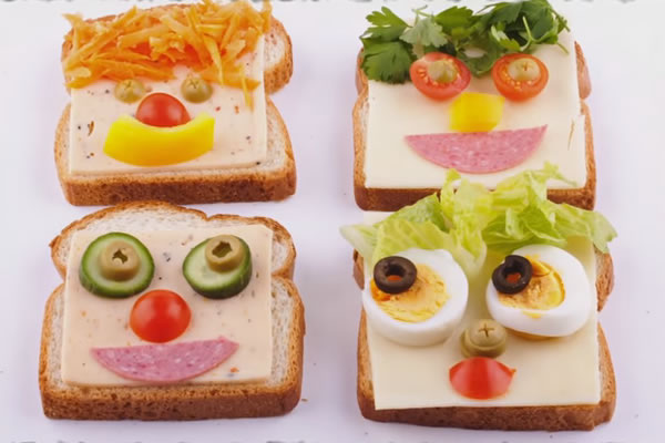 Ideas de loncheras saludables