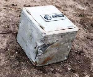 Aparece otra caja fuerte de Pablo Escobar