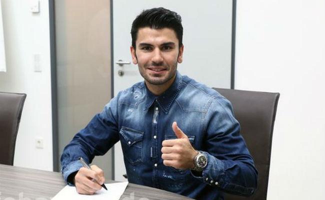Serdar Tasci firmó por el Bayern Múnich tras la lesión de Javi Martínez. Foto: Twitter
