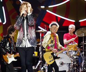Los Rolling Stones arrancan su gira por Latinoamerica