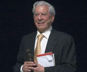 Critican a Vargas Llosa en R. Dominicana tras premio concedido