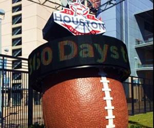 Super Bowl: Houston inició conteo regresivo para la edición 51