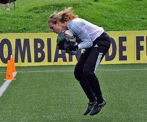 Selección Colombia Femenina se alista para los Juegos Olímpicos