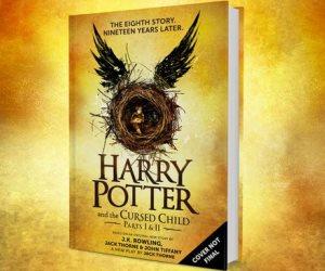 Fecha de lanzamiento para el octavo y noveno libro de Harry Potter