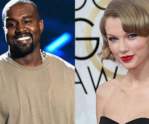 "Kanye West llama ""zorra"" a Taylor Swift"
