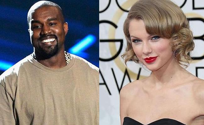 """Kanye West llama """"zorra"""" a Taylor Swift"""