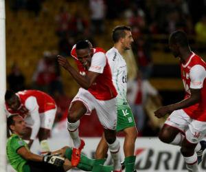 Santa Fe: Reviva los goles de la clasificación a la fase de grupos