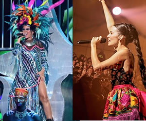 Grammy 2016: Bomba Estéreo y Monsieur Periné representan a Colombia