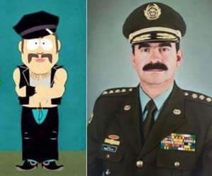 Memes que deja el escándalo del General Rodolfo Palomino