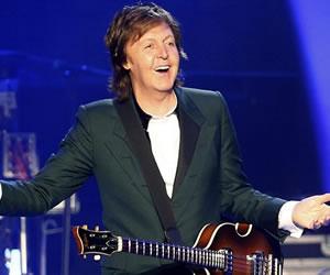 Niegan entrada a Paul McCartney a fiesta de los Grammy