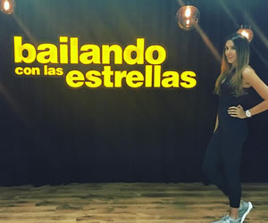 Daniela Ospina eliminada de 'Bailando con las Estrellas'