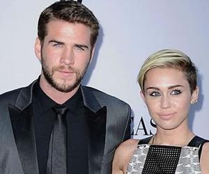 Miley Cyrus y Liam Hemsworth se habrían casado en secreto